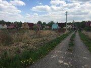 Продаётся участок 10 соток в СНТ Старицкое Чеховского района, 800000 руб.