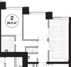 2-к кв. 83 м2. Дом премиум-класса на Ленинском проспекте, Москва, ЮЗАО