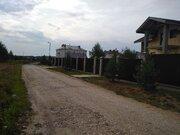 Участок в деревне Большое Петровское ИЖС Чеховский район, 2200000 руб.