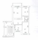 Апрелевка, 3-х комнатная квартира, ул. Октябрьская д.5, 2400000 руб.
