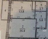 Щелково, 1-но комнатная квартира, Богородский д.1, 2750000 руб.