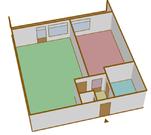 Москва, 1-но комнатная квартира, ул. Академика Варги д.18, 7800000 руб.