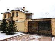 Дом 240м2, 15сот, пгт Новосиньково 60км. от МКАД Дмитровское ш., 13500000 руб.