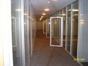 Аренда офисного помещения в бц класса В+, м. Автозаводская, 18500 руб.