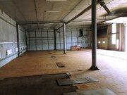 Аренда - отапливаемое помещение под склад м. Водный стадион, 6000 руб.