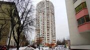 Двухкомнатная квартира в Покровское-Стрешнево