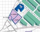 Участок 1,2 Га для пром. бизнеса в 14 км по трассе Дон- м4, 80495400 руб.