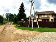 Участок 7 соток, д. Сазонки, 39км. от МКАД по Дмитровскому шоссе, 406000 руб.