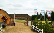 Продается участок 9.3 сот в котеджном поселке близ деревни Алешино, 421000 руб.