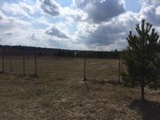 Ухоженный участок в деревне в 10 метрах от Москва реки, 1990000 руб.