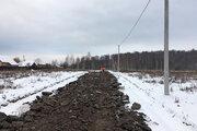 Участок у леса с газом, 412000 руб.