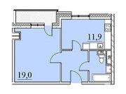"""Продается 1-к. квартира, 44 кв.м. в ЖК """"Парк Легенд"""""""