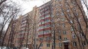 Москва, улица Коновалова, дом 7