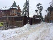 Продается участок 15 сот. в пос. Малаховка, ул. Красковский обрыв, 12000000 руб.