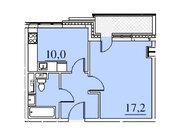 """Продается 1-к. квартира, 39,4 кв.м. в ЖК """"Парк Легенд"""""""