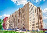 Трехкомнатная квартира в новом монолитно-кирпичном доме, ЖК Пироговский