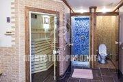 Сдается великолепный деревянный дом на длительный срок, в доме две спа, 100000 руб.