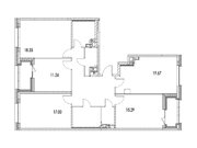 """Продается 4-к. квартира, 115,98 кв.м. в ЖК """"зиларт"""""""