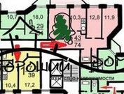 Зеленоград, 1-но комнатная квартира, Центральный пр-кт. д.458, 5100000 руб.