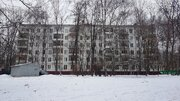 2-комн.кв. 45м2, этаж 4/6, г. Москва, Нагорная ул. 35к4