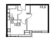 """Продается 1-к. квартира, 38,7 кв.м. в ЖК """"Парк Легенд"""""""