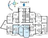 Красногорск, 2-х комнатная квартира, Красногорский бульвар д.дом 26, 7822600 руб.