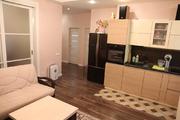 Квартира с новым ремонтом мебелью и техникой