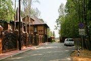 Загородный дом из бревна в лесу, Киевское ш, 28 км от МКАД, 16900000 руб.