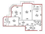 Ивантеевка, 3-х комнатная квартира, ул. Хлебозаводская д.43а, 5300000 руб.