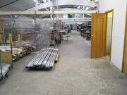 Производственно-складское помещение 1589 кв.м., 3900 руб.