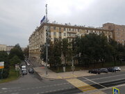 Трешка в сталинке Кутузовский 1, 82 кв.м, охрана, парковка, без ремон