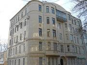 Квартира в Историческом центре Москвы.