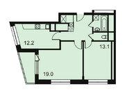 """Продается 2-к. квартира, 60,2 кв.м. в ЖК """"Парк Легенд"""""""