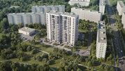 Москва, 2-х комнатная квартира, ул. Федора Полетаева д.15А, 9656660 руб.