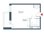 """Продается 1-к. квартира, 36.26 кв.м. ЖК """"Прайм Тайм"""""""
