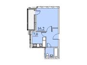 """Продается 1-к. квартира, 36,1 кв.м. в ЖК """"Парк Легенд"""""""