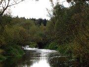 Земельный участок у реки в Москве вблизи Троицка очень выгодно, 2400000 руб.