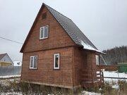 Двухэтажная дача кп Старая Мельница, ж/д ст.Бронницы, 750000 руб.