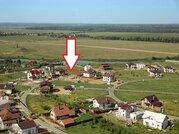 Участок в кп Стольный от частного лица в застроенной части поселка, 2850000 руб.