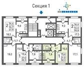 Москва, 1-но комнатная квартира, к4В д., 3564000 руб.