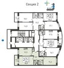 Долгопрудный, 2-х комнатная квартира, ул. Дирижабельная д.дом 1, корпус 21, 5568500 руб.