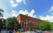 Просторная квартира в кирпичном сталинском доме