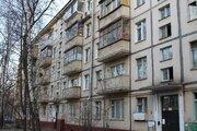 Москва, 2-х комнатная квартира, Сыромятнический проезд д.7, 55000 руб.