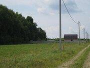 Продается участок 10 соток за в 17 км от города Боровска, 195000 руб.