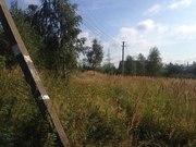 Отличный участок 12 соток, Истринский район, д. Качаброво, 40км от мк, 1700000 руб.