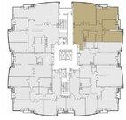 Москва, 3-х комнатная квартира, ул. Нежинская д.1к1, 112520600 руб.