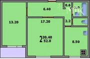 Москва, 2-х комнатная квартира, Алтуфьевское ш. д.д.64, 8990000 руб.