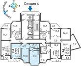Красногорск, 2-х комнатная квартира, Красногорский бульвар д.дом 26, 7771300 руб.