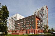 Москва, 2-х комнатная квартира, 1-Й Нагатинский проезд д.14, 13684374 руб.