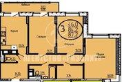 Предлагаем купить вам трехкомнатную квартиру в новостройке.